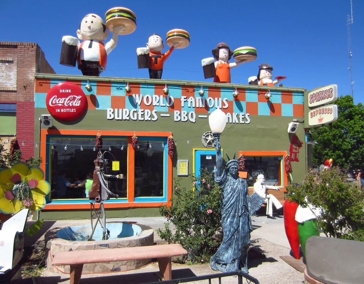 Sparky's, Hatch, NM