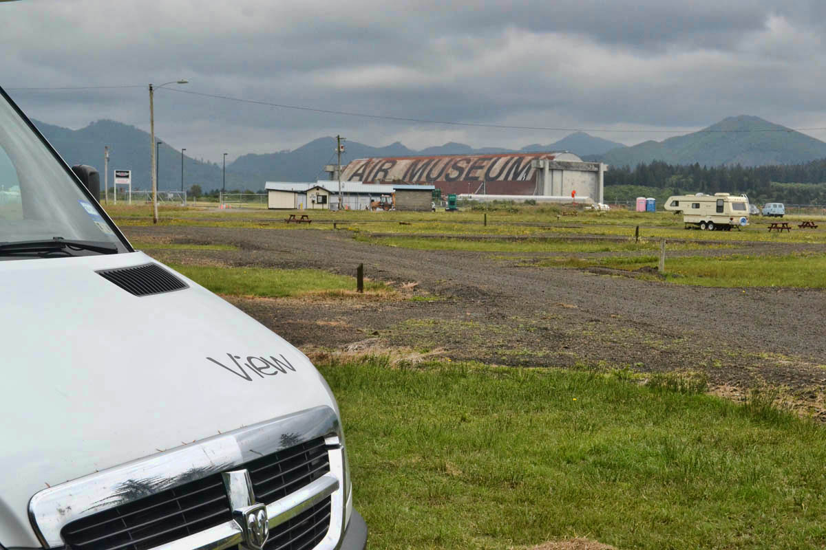 Tillamook Airport and RV Park