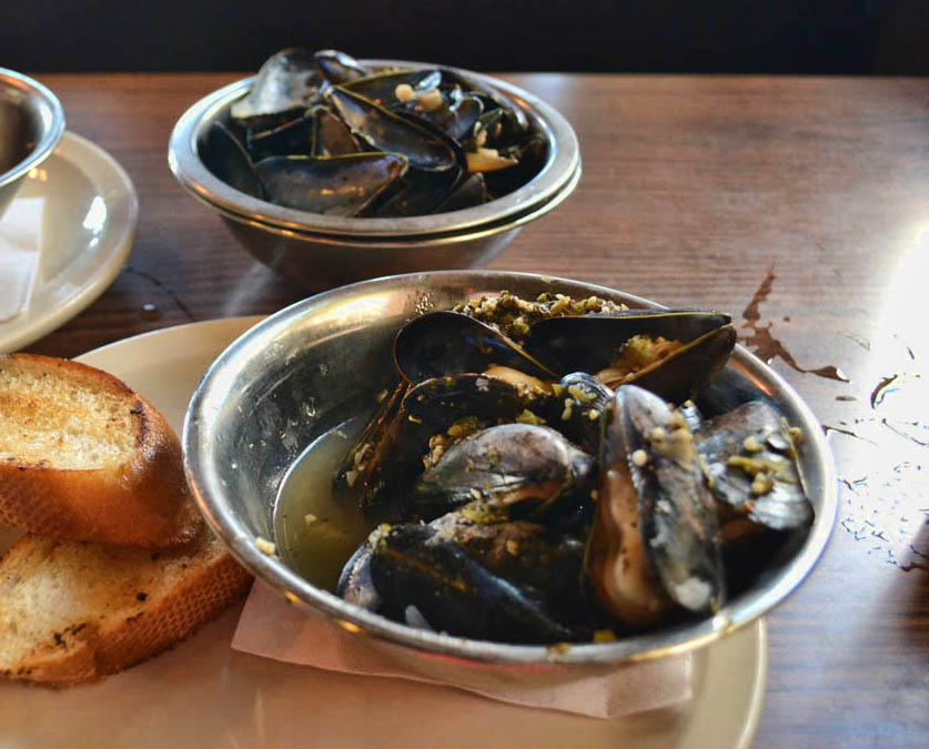 Famous Penn Cove Mussels