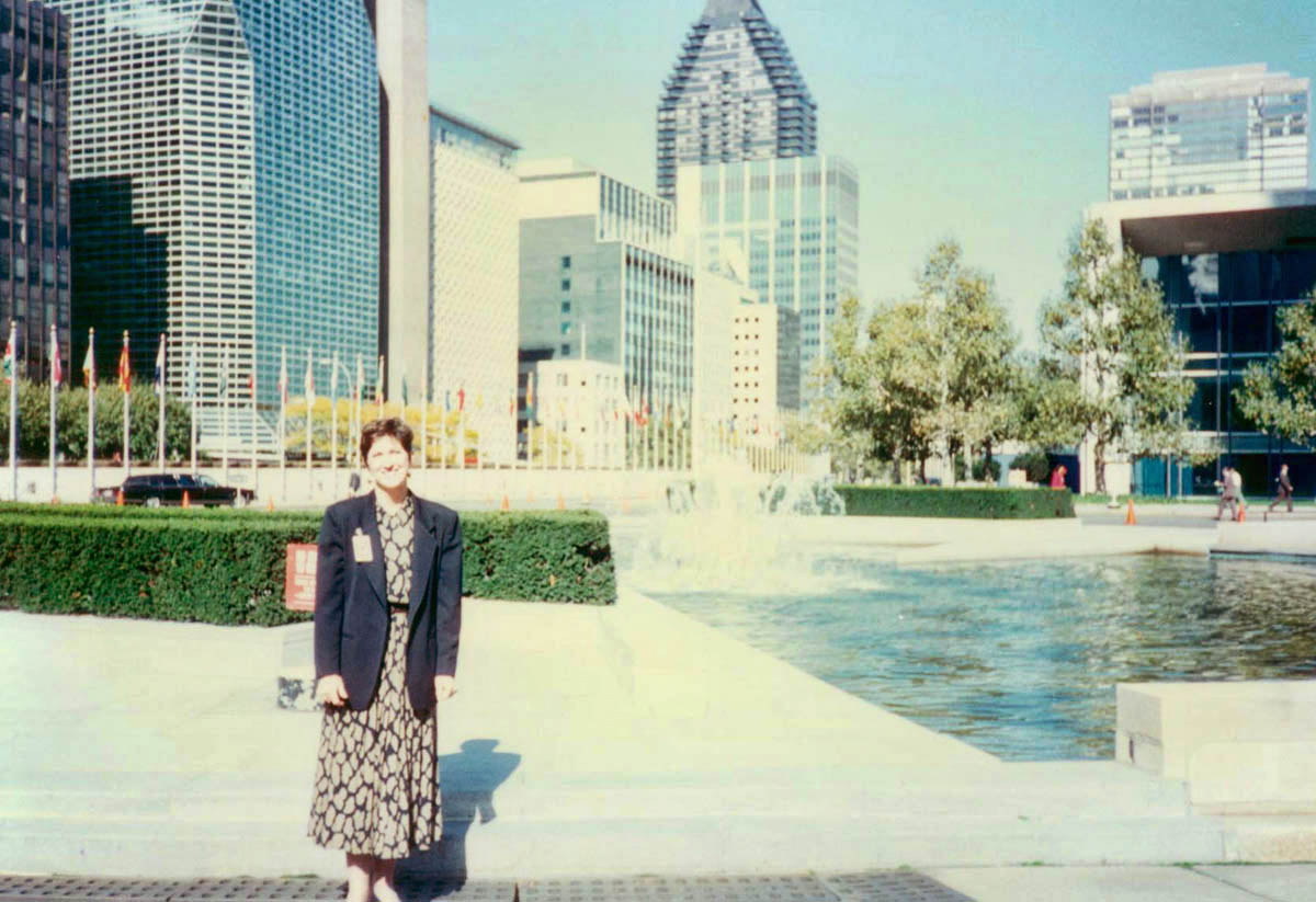 United Nations Plaza, 1993
