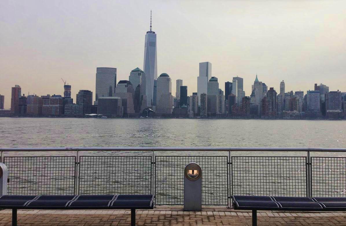 Manhattan's beautiful new skyline.