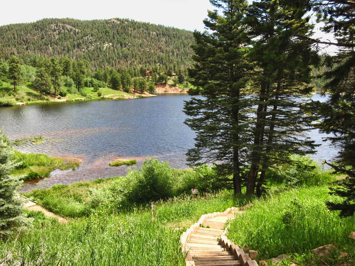 Lake Isabel, near Colorado City