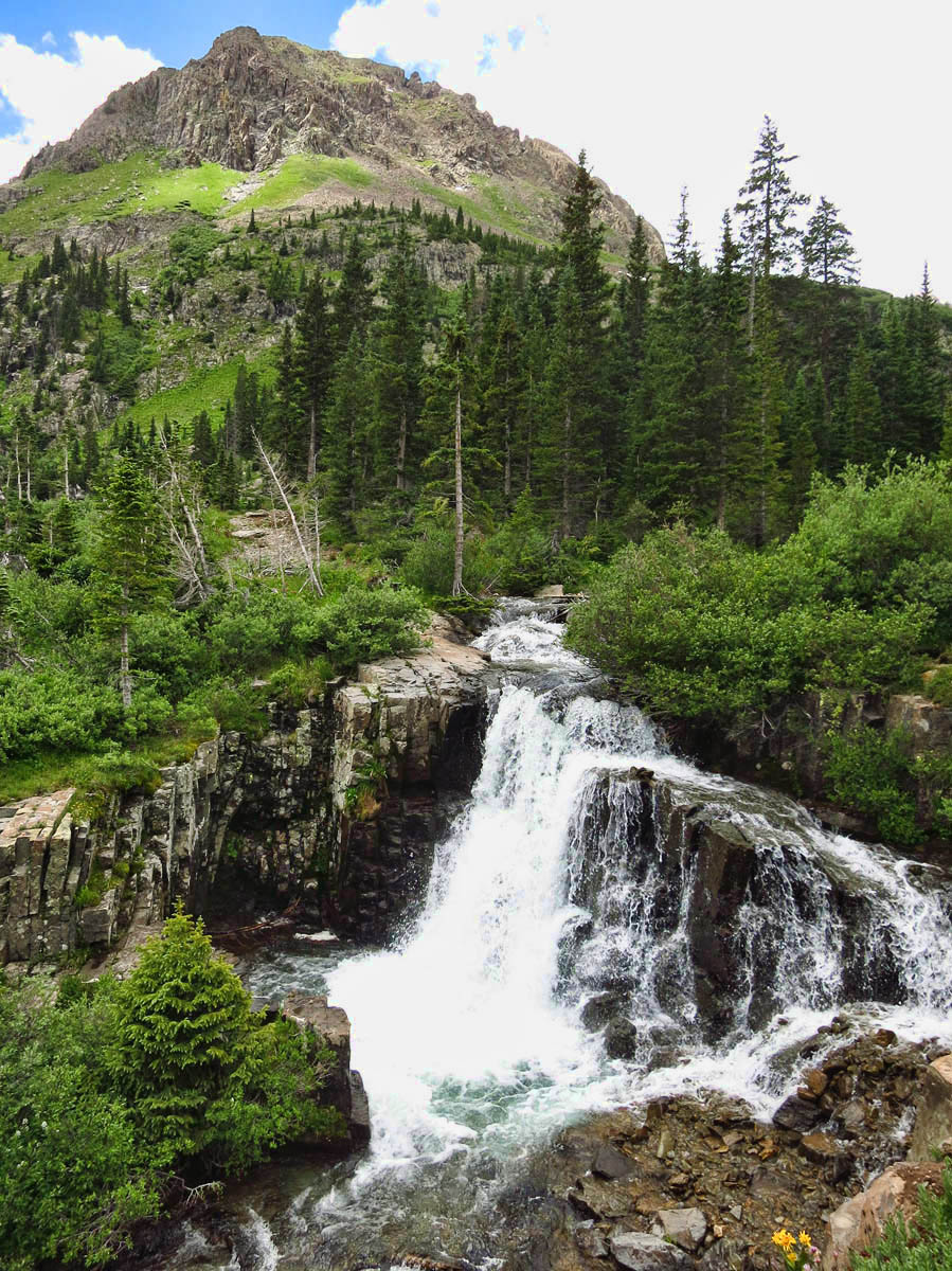 "Locals call Twin Falls ""Coors Falls"" due to likeness."