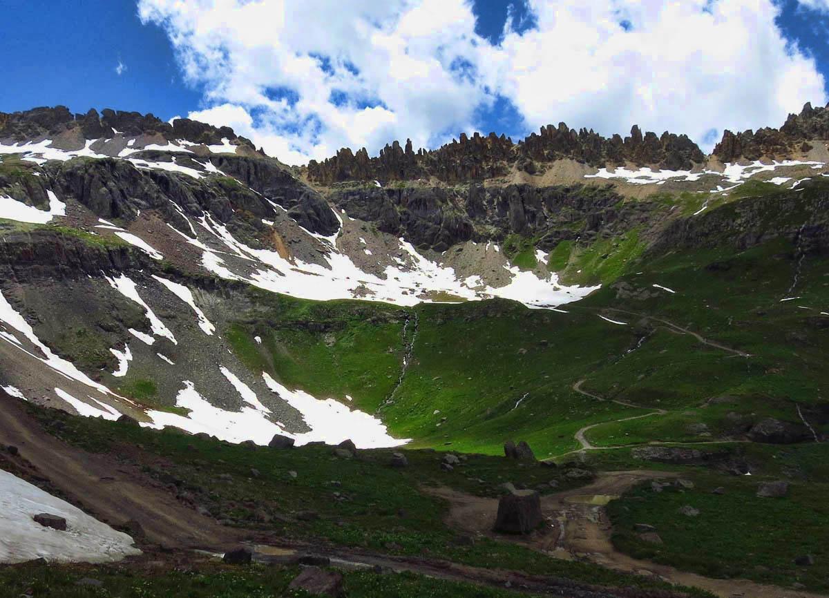 Saint Sophia's Ridge