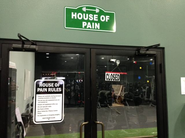 House of PAIN!