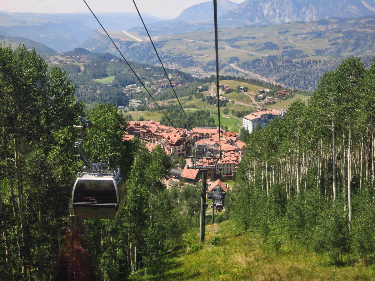 Mountain Village Ski Resort