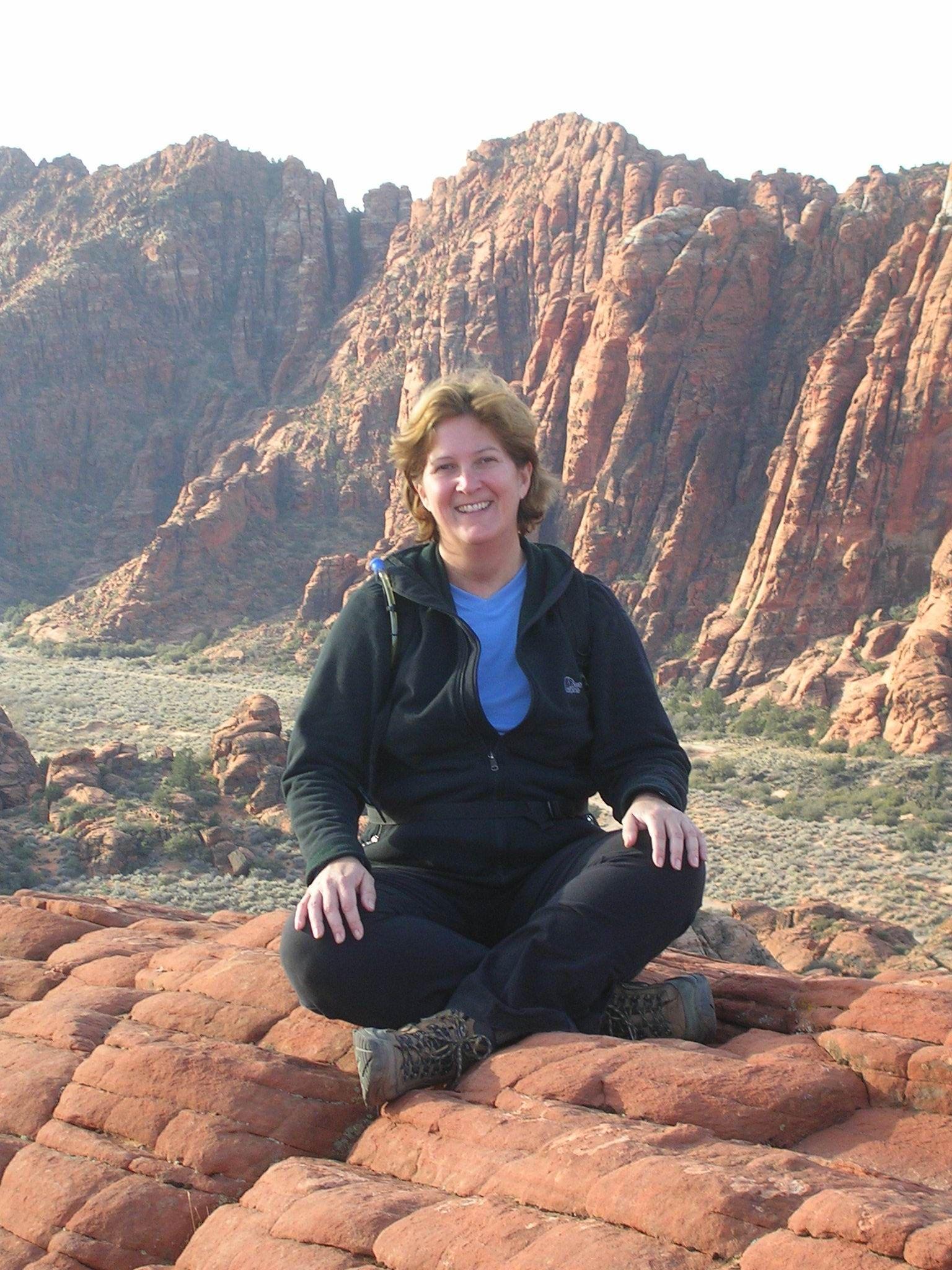 Red Rock Respite, Snow Canyon, Nov, 2006