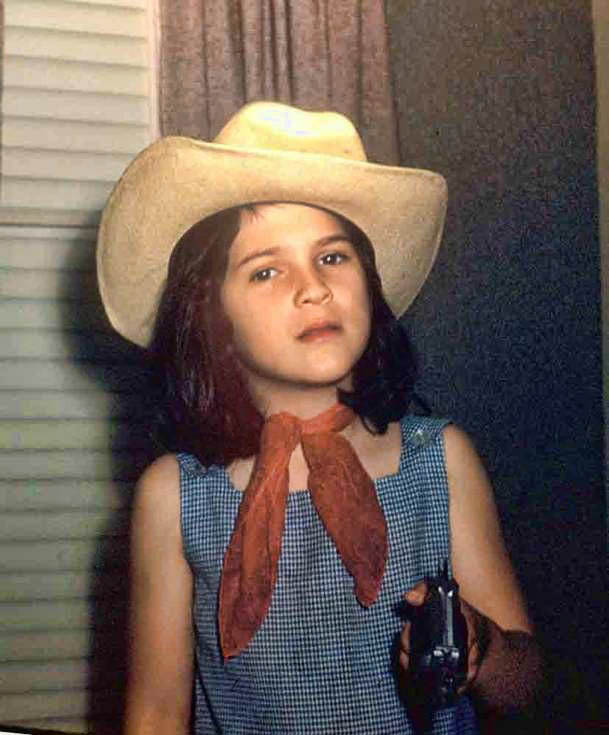 "Texas passed the ""Open Carry"" law while I was home for the holidays.  I was ahead of my time by about 55 years."
