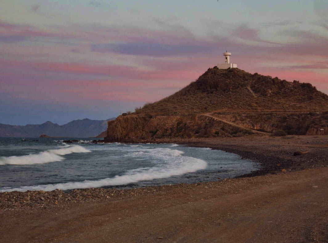 ...a lighthouse!