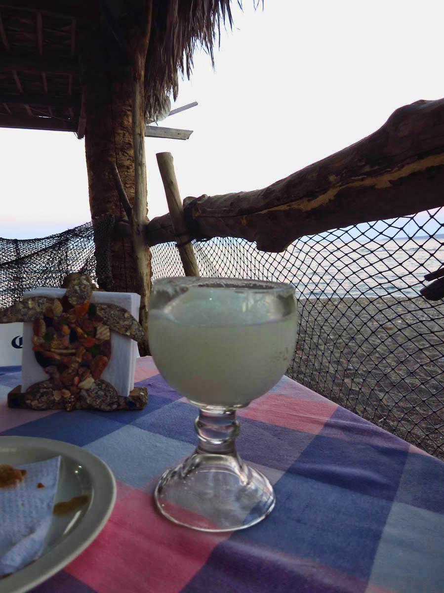 """""""Seaside margarita? Why yes, I don't mind if I do!"""""""