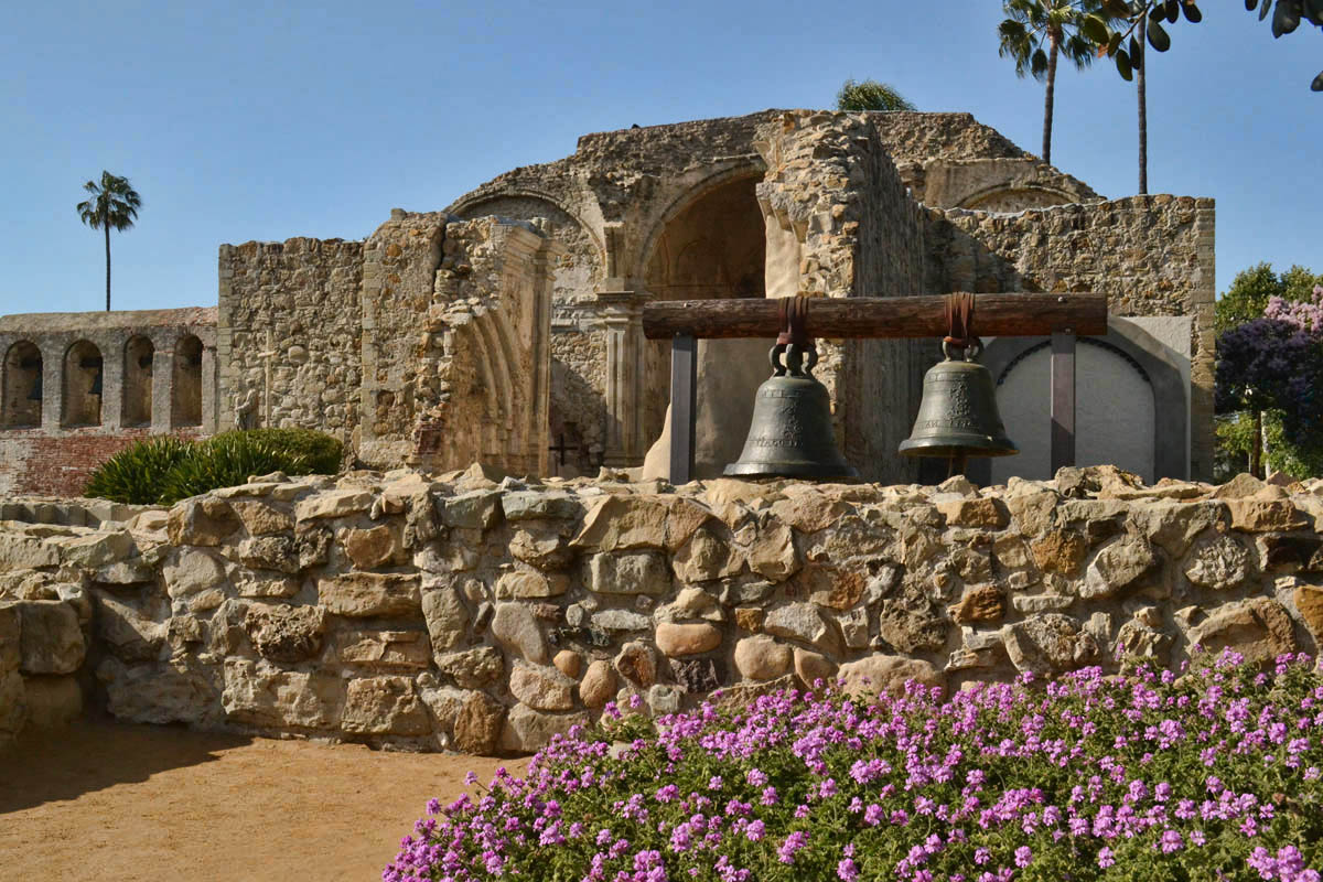 These two bells are the originals, one cast in 1796 and the other in 1804.