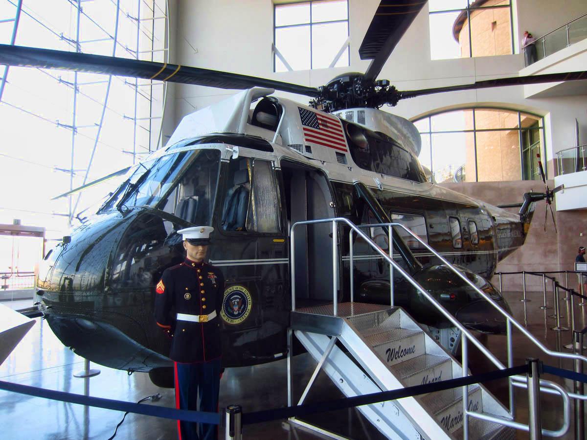 Marine One.