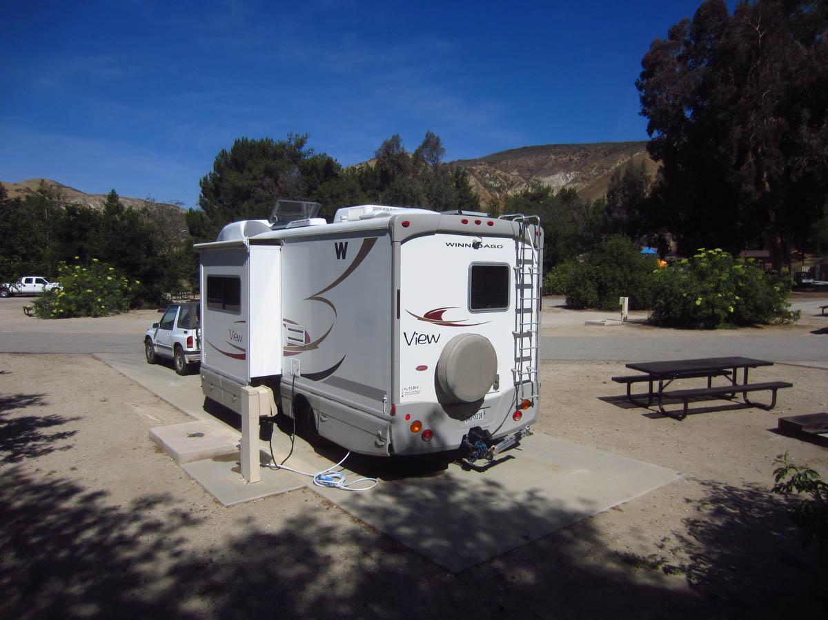 Tapo Canyon, a Ventura County Regional Park