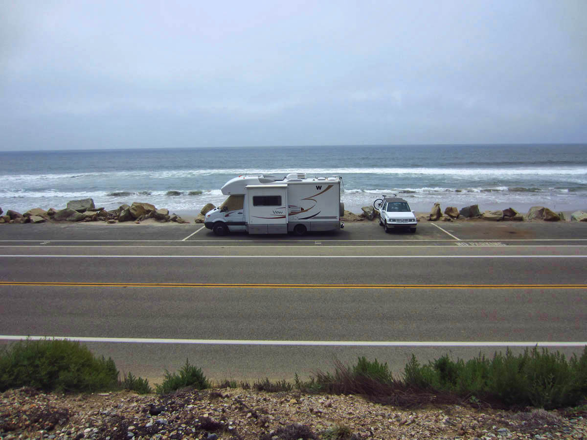 Rincon Parkway, Space #87, $28 per night.