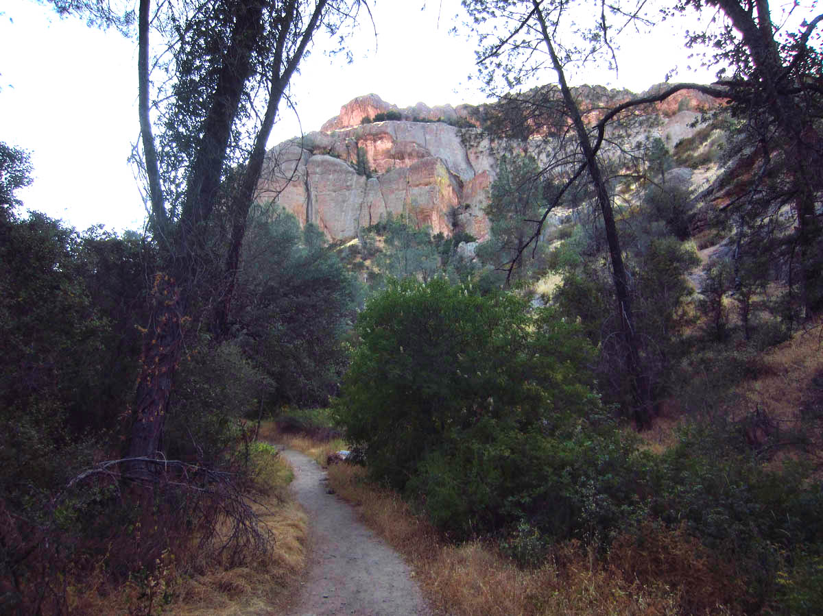 Late evening hike to Balcones Caves Loop