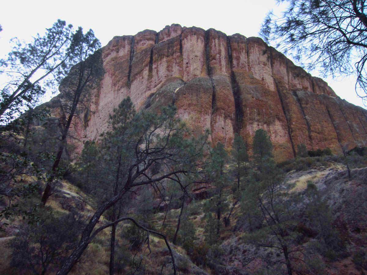 Balconies Cliffs