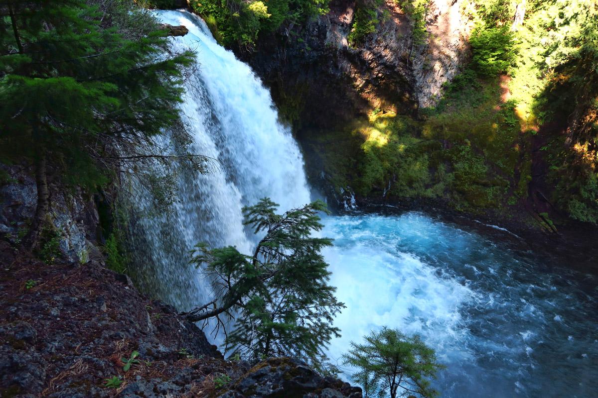 Koosah from McKenzie River Trail.