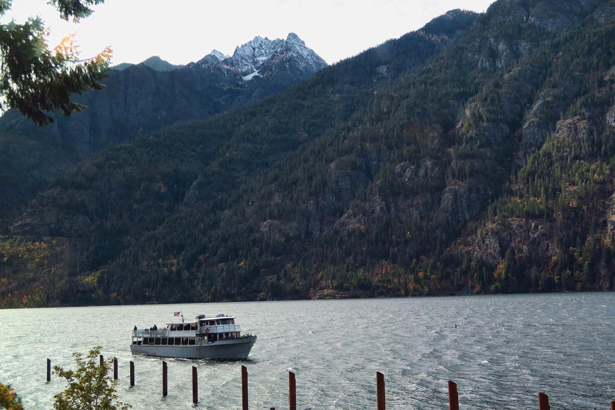 "Lady of the Lake II returns to take us back ""down lake."""