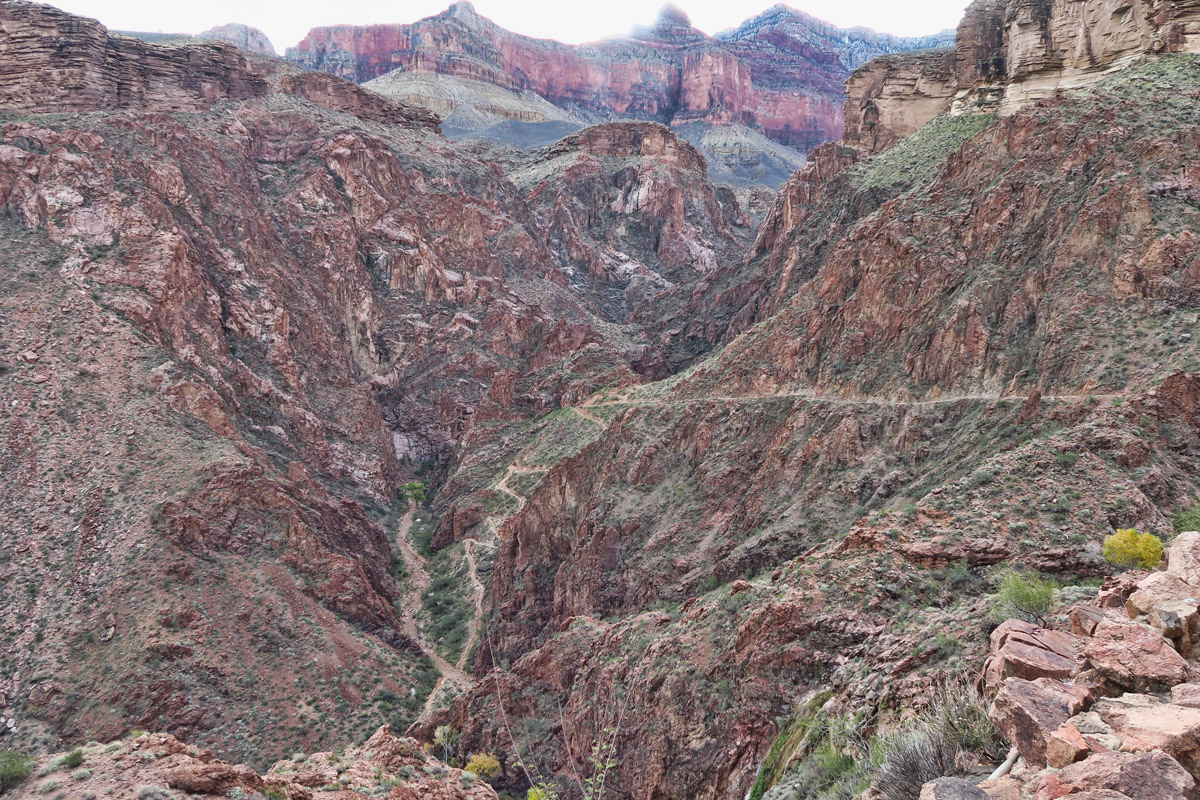 """Looking back on the """"Devil's Corkscrew."""""""