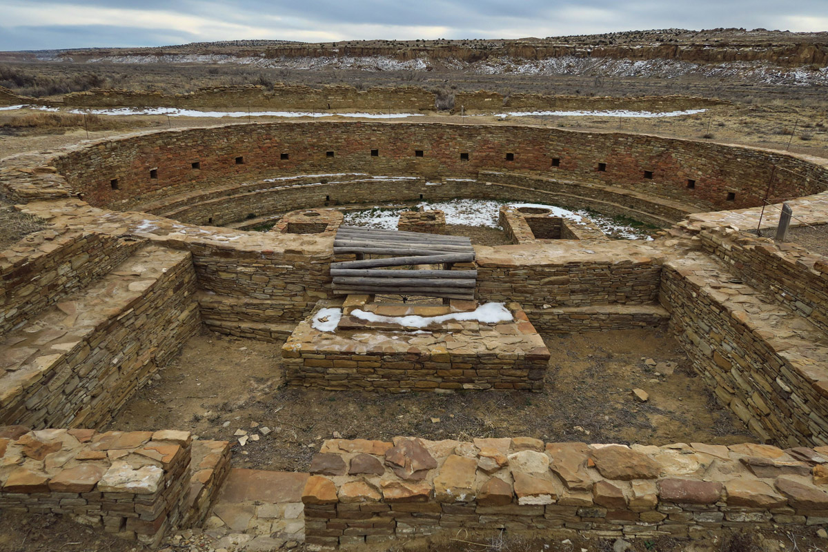 Ceremonial Kiva