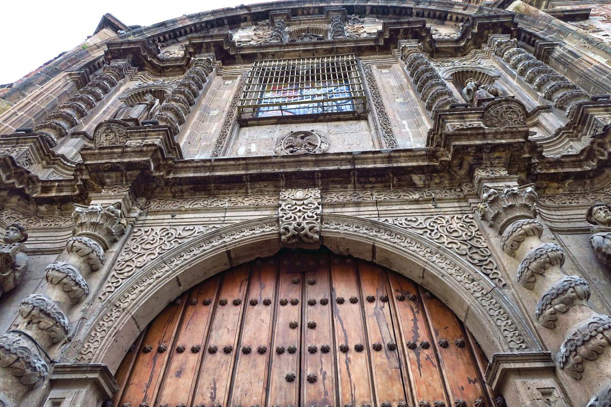 17th Century Templo de Santa Mónica