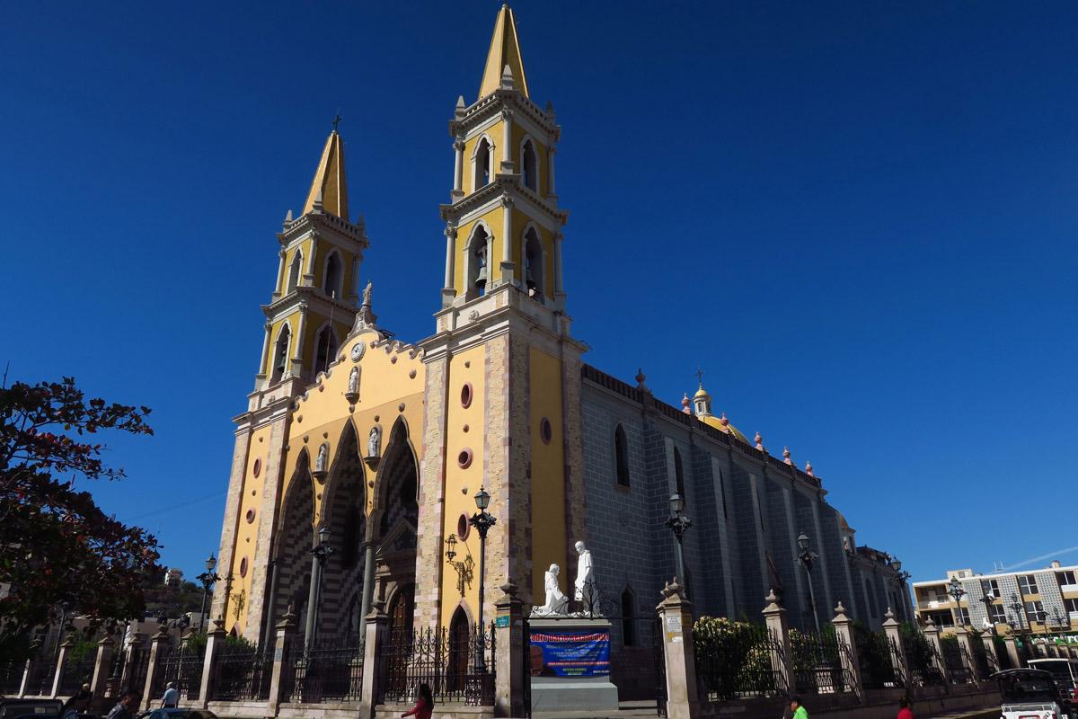 Cathedral Basílica de la Inmaculada Concepción