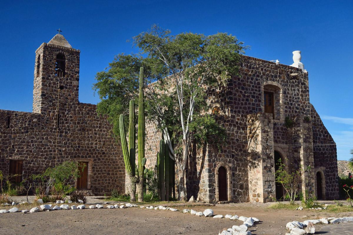 Mission Santa Rosalía de Mulegé