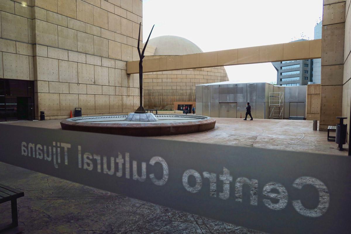 Tijuana's Cultural Center