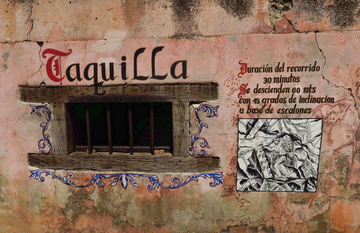 La Valenciana Ticket Booth
