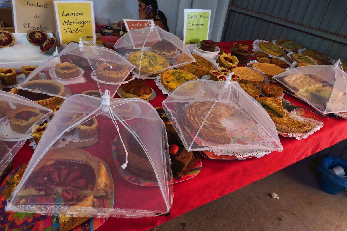 San Miguel's wonderful Saturday Organic Market.
