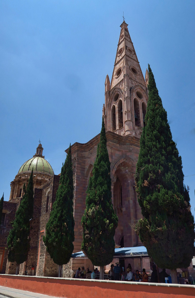 Parish of the Asuncion, built 1875.