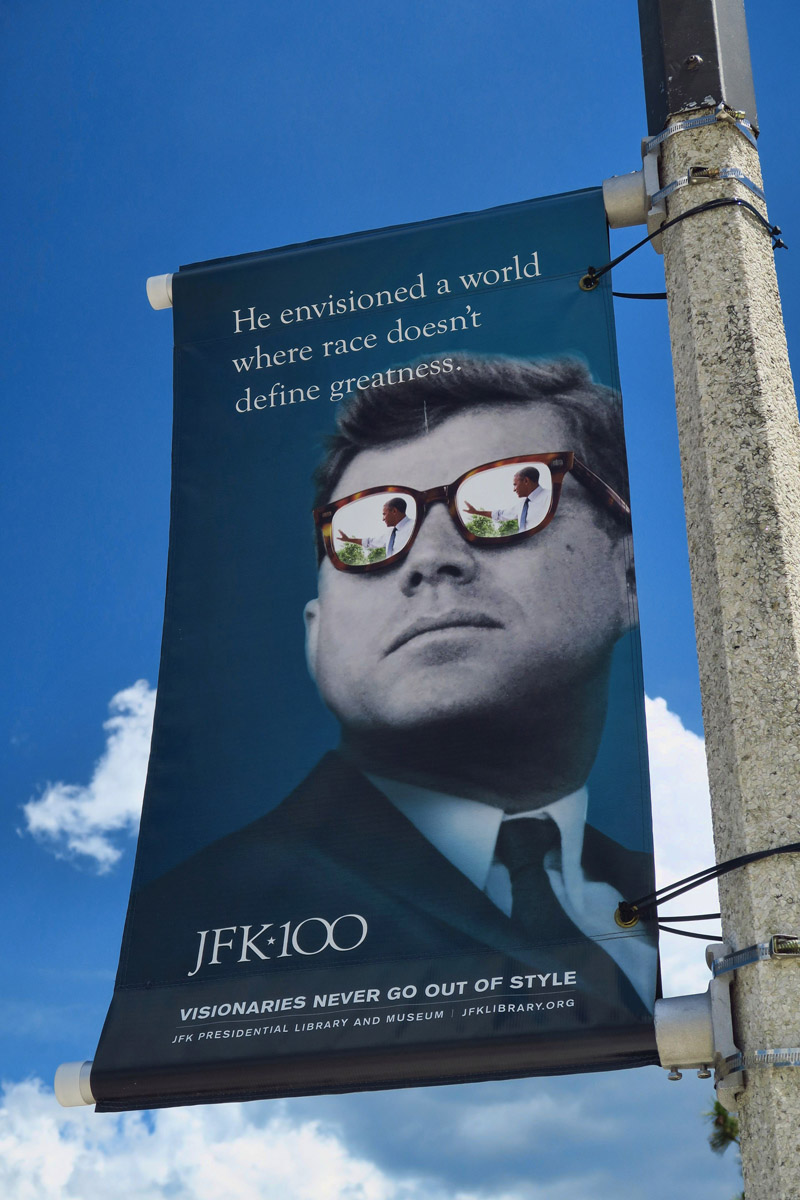 The visit to the JFK Presidential Library was so captivating, particularly during the celebration of his 100th year. I look forward to sharing it in a future blog post.