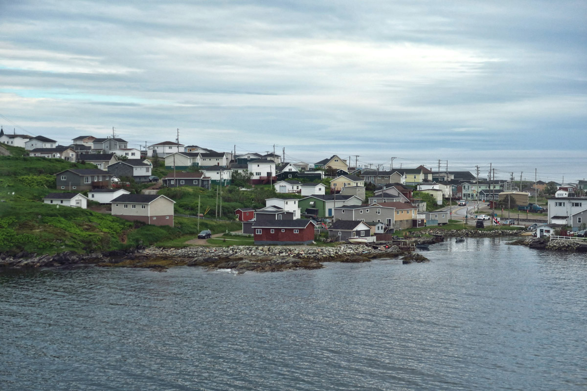 Port aux Basque, Newfoundland