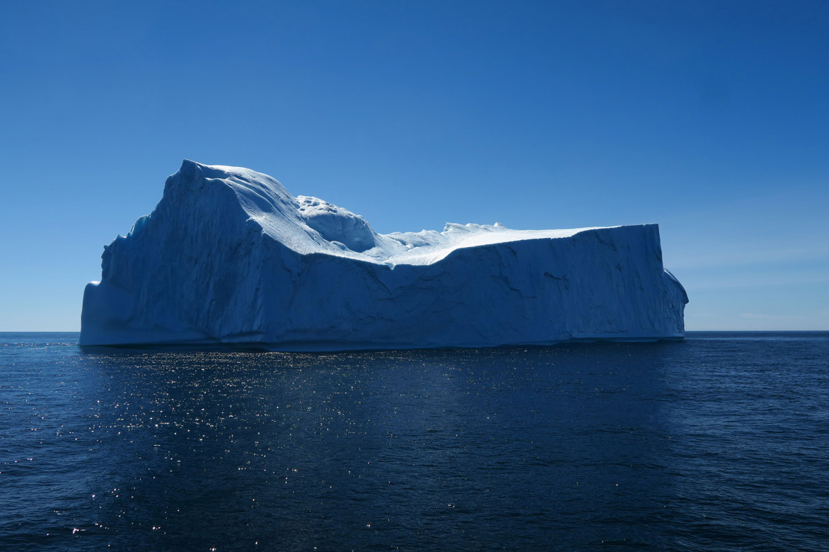 I am in love with icebergs since my trip to Antarctica in 2009, so there are a lot of photos. ;-)
