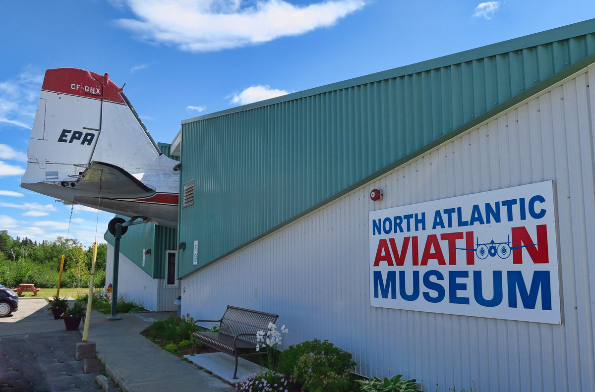 Gander's North Atlantic Aviation Museum