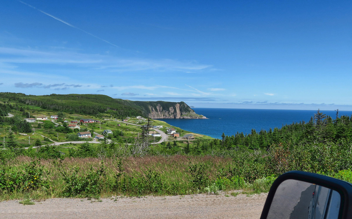 More views from the Baccalieu Trail scenic drive.