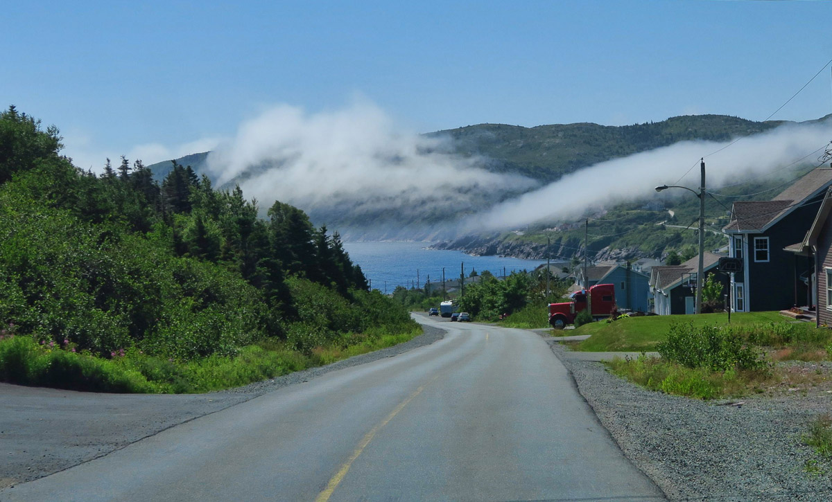 Another gorgeous drive along the Avalon Peninsula.