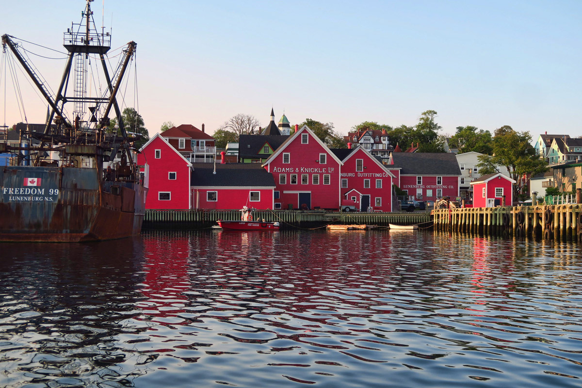 Established in 1753, Old Town Lunenburg is the best surviving example of a British planned colonial settlement in North America.