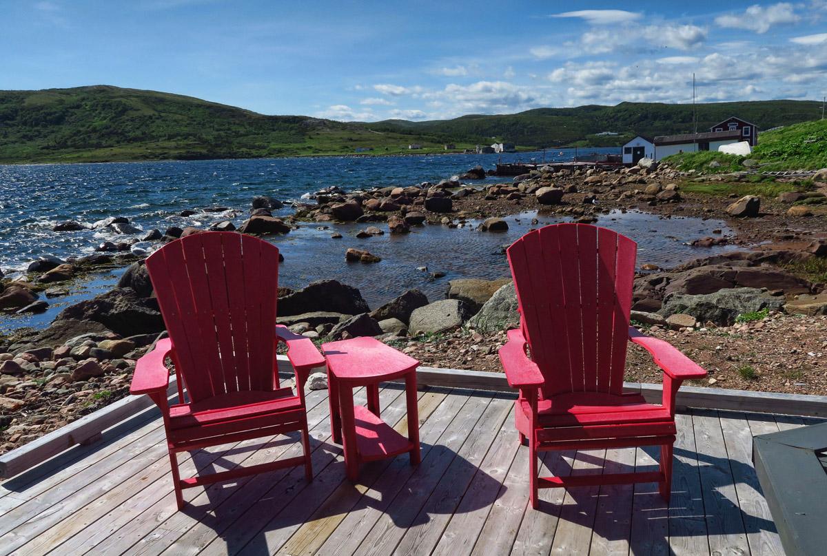 Red Bay UNESCO National Historic Site, Labrador