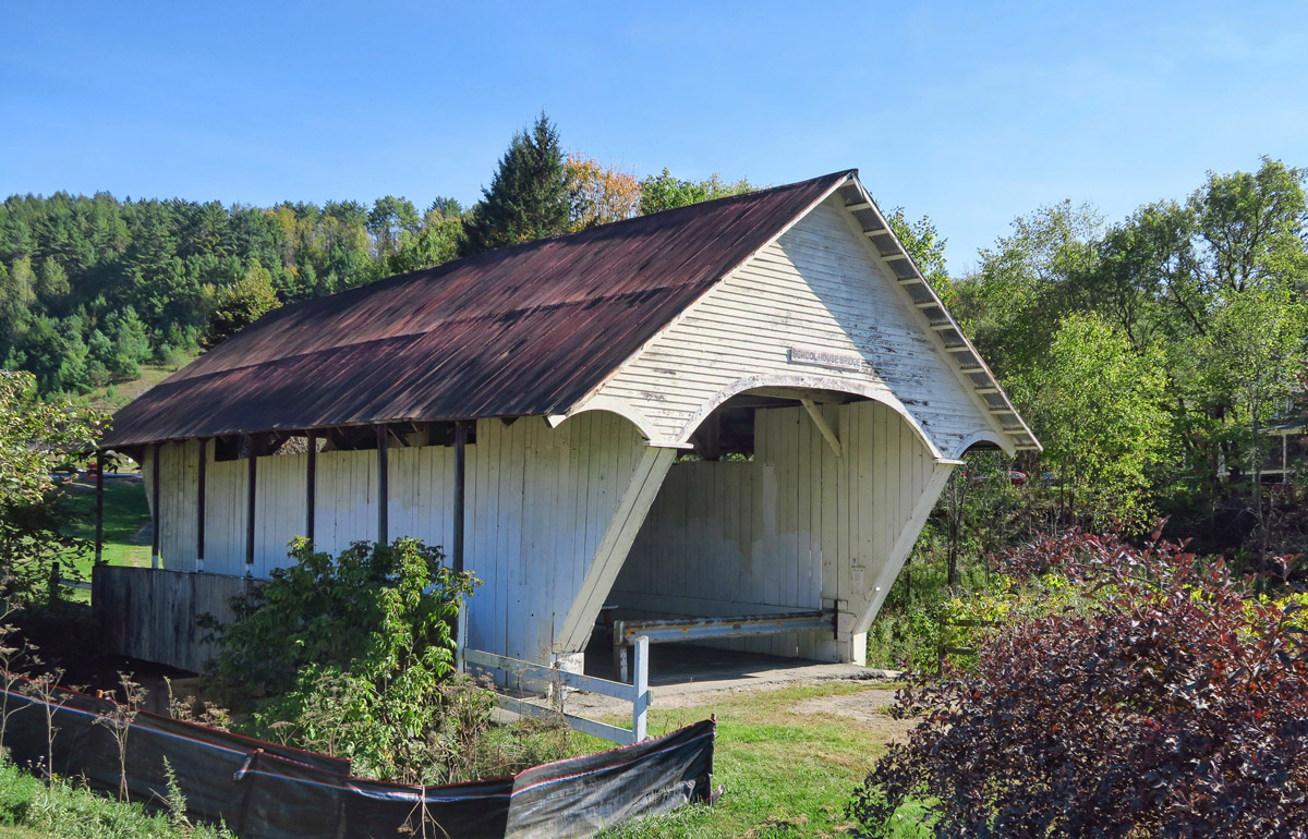 School House Bridge, built in 1879.