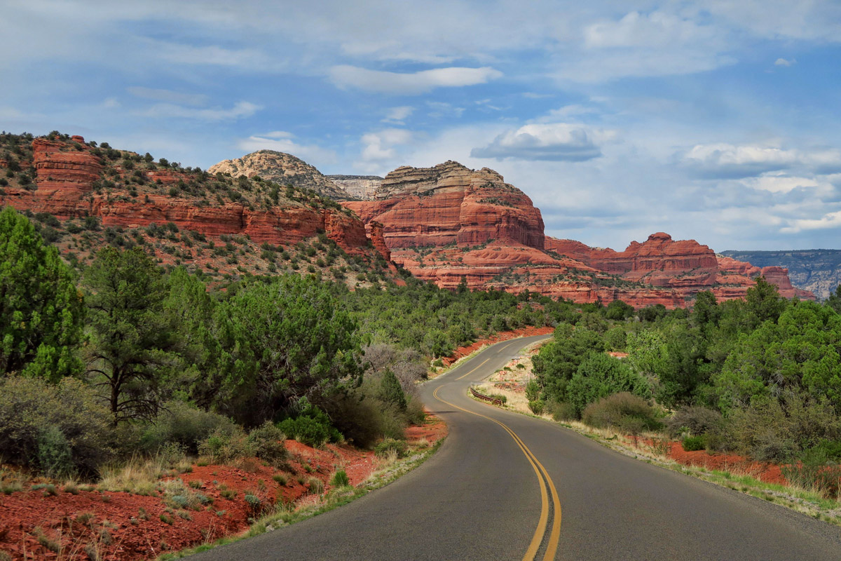 There is no denying that beauty abounds in all directions in Sedona.