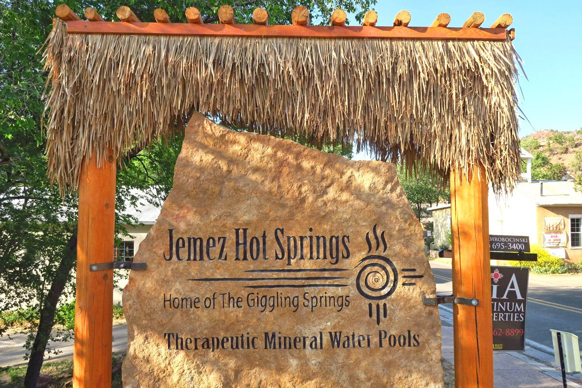 "You've gotta love a place that offers ""Giggling Springs."""