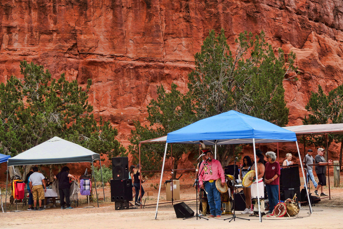 Jemez Pueblo Arts And Crafts Show